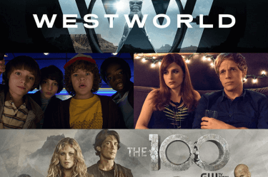 Best TV Shows I watched in 2016
