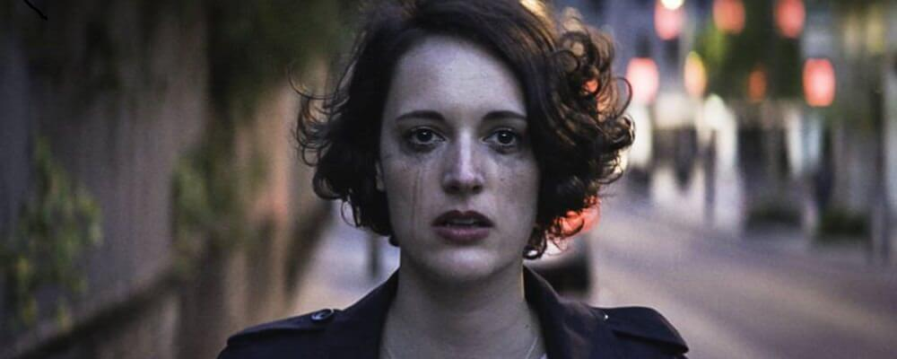Fleabag is a dark comedy which tells the story of a woman trying to overcome a tragedy.