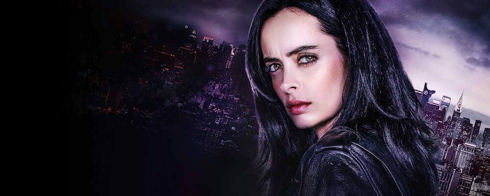 Jessica Jones is a retired superhero who know works as a private detective.
