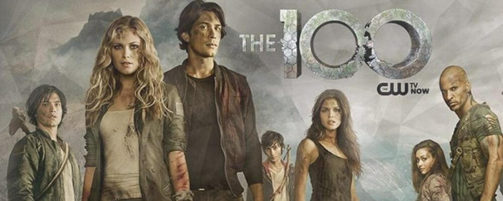 100 years after a nuclear apocalypse, 100 juveniles are sent to earth as the last hope of humanity.