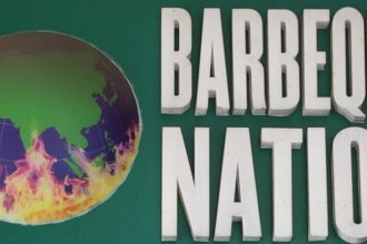 Barbeque Nation CP entry