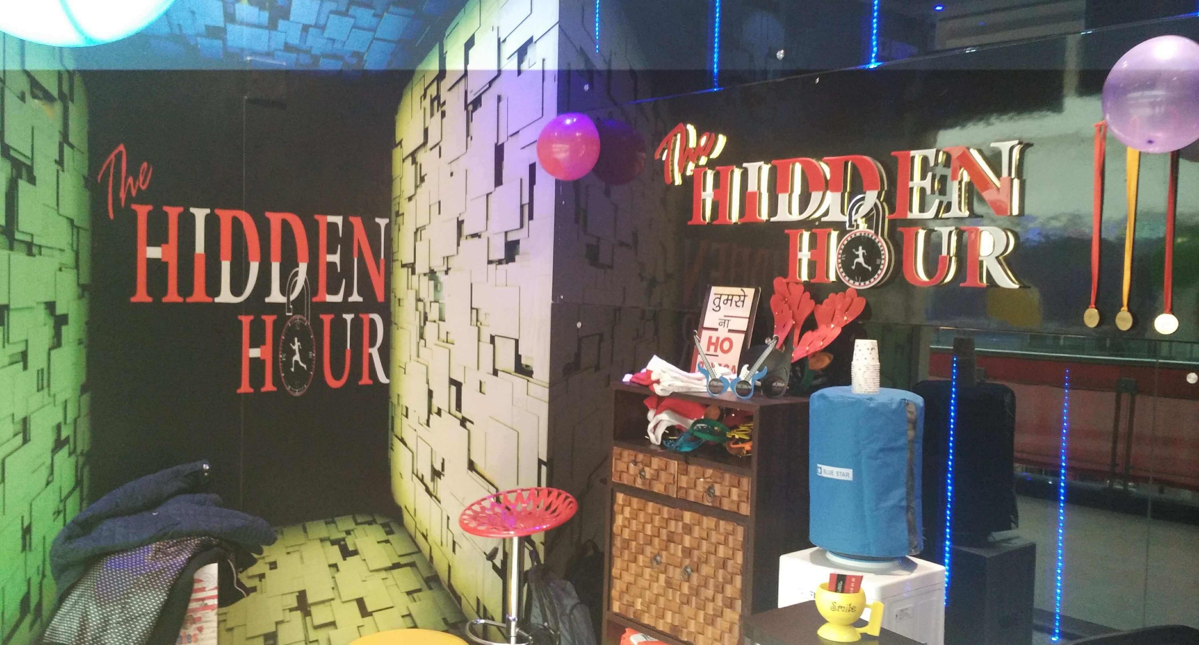 Hidden Hour Gurugram Review